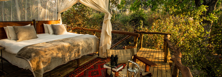Sapi Springs Camp - Luxury Zimbabwe Camp - Ker & Downey