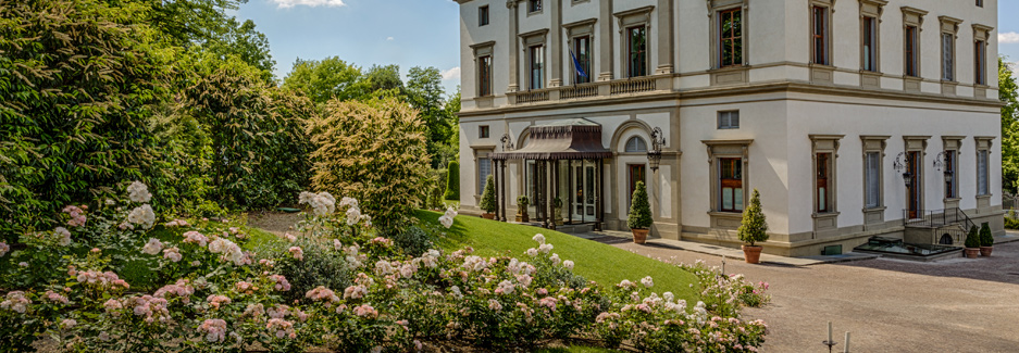 Villa Cora - Italy Luxury Boutique Hotel - Ker & Downey