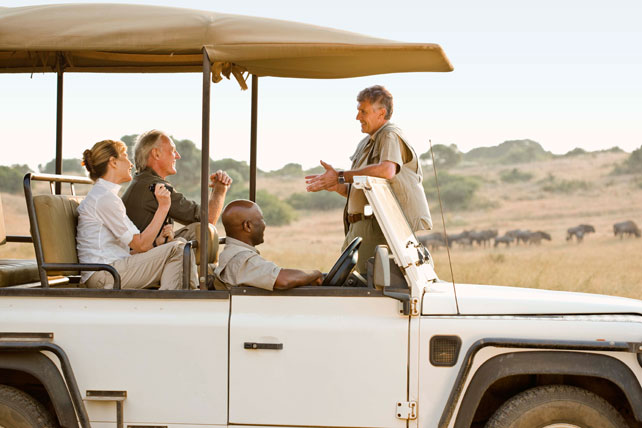 Men's Safari Packing List - Luxury African Safari - Ker Downey