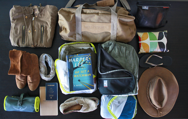 Packing Tips for Air Travel - Luxury Travel - Ker Downey