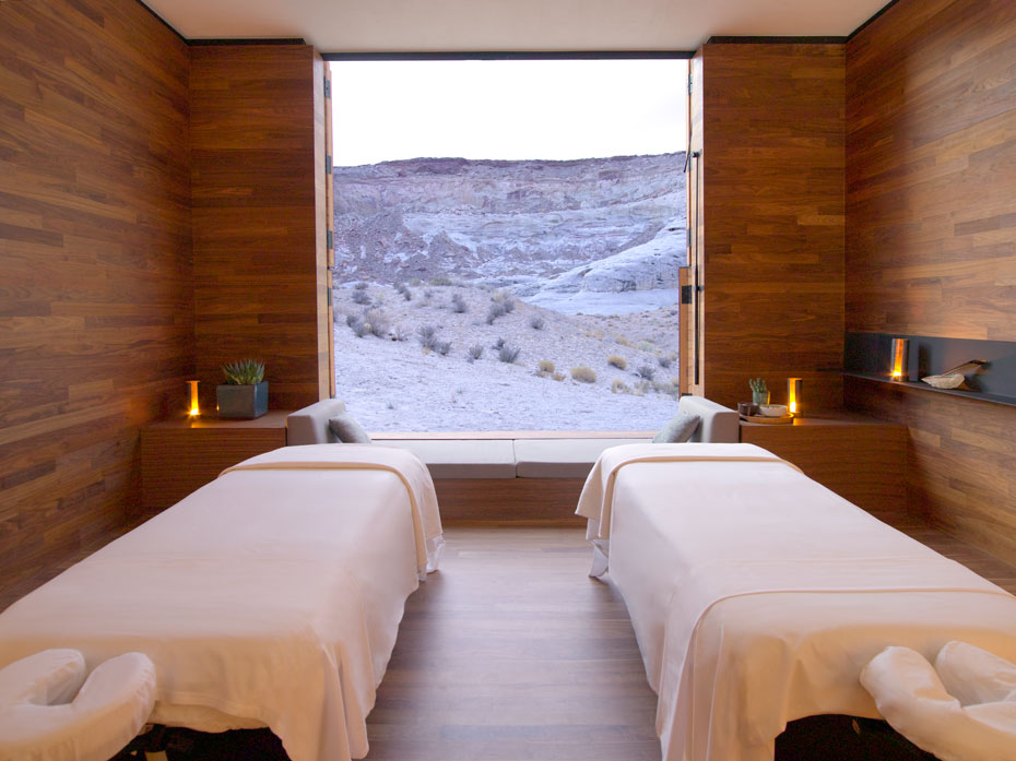 American Spas - North American Wellness Travel - Amangiri - Ker Downey