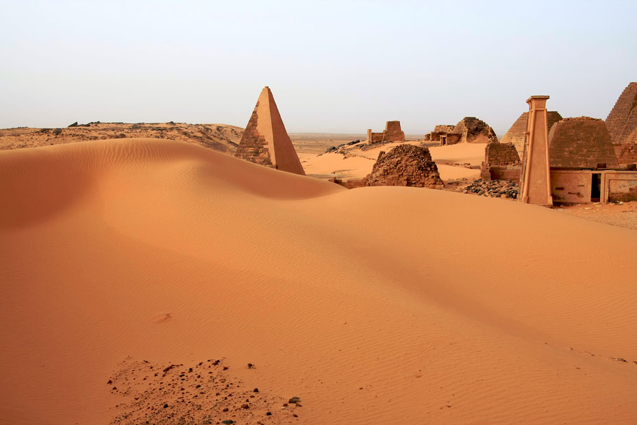 Luxury Travel to Sudan - Ker Downey