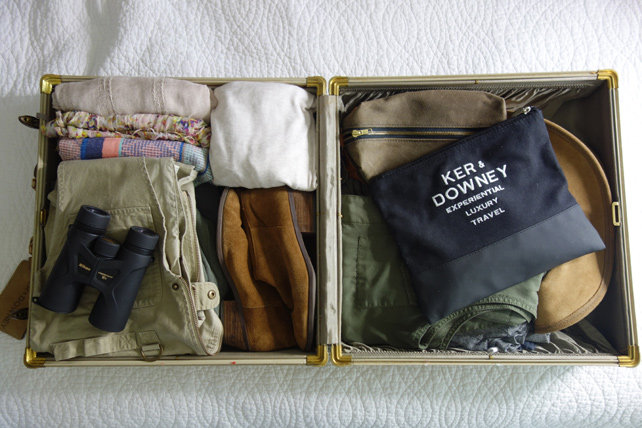 Women's Safari Packing Guide - Ker Downey - Luxury Safari