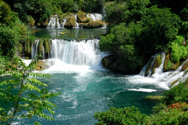 Croatia by Land and Sea - Custom Europe Itineraries - Ker & Downey-Krka-National-Park