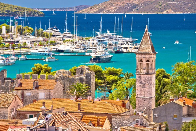 Slovenia & Croatia Adventure - Custom Europe Itineraries - Ker & Downey-Trogir