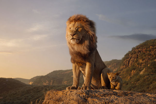 The Lion King: an African Fantasy