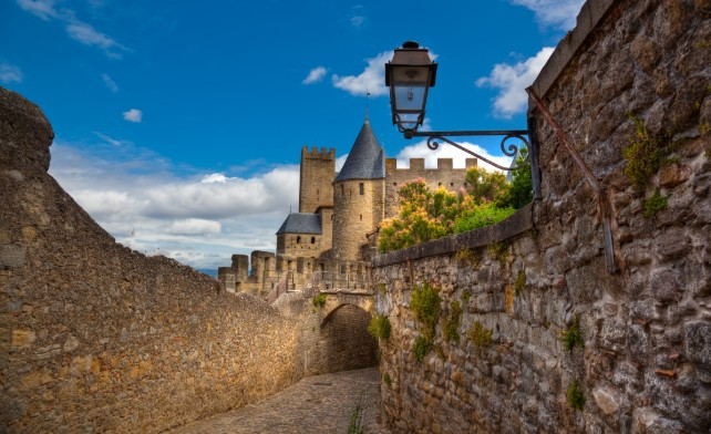 Canal du Midi-France River Cruise-Ker & Downey-Carcassonne