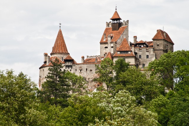 Eastern European Immersive-Custom River Cruise to Romania – Ker & Downey-Bran-Castle