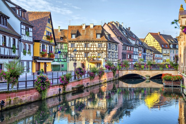 Fine Wines of France-Custom River Cruise-Ker & Downey-Alsace