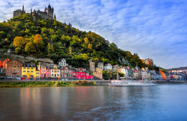 Magical Moselle River Cruise to Germany, Netherlands, Luxembourg - Ker & Downey-Cochem