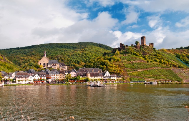 Magical Moselle River Cruise to Germany, Netherlands, Luxembourg - Ker & Downey-Koblenz