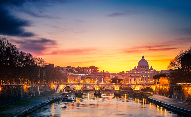 Luxury Europe by Train - Rome - Ker Downey