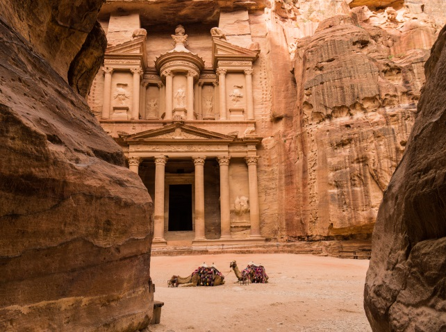 Israel and Jordan Cultural Trip - Custom Middle East Travel - Ker & Downey-Petra