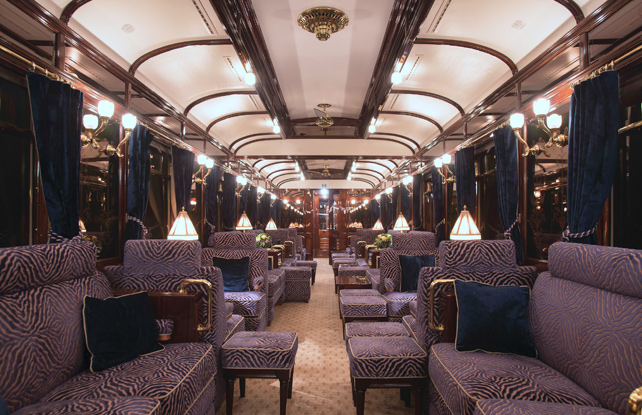 Historical Europe by Luxury Train