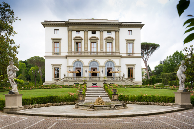 Villa Cora - France - Ker Downey