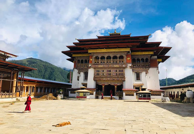 Catherine's Journey to Nepal and Bhutan