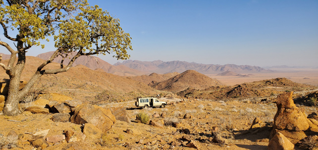 Luxury Trip to Namibia - Ker Downey - Safari