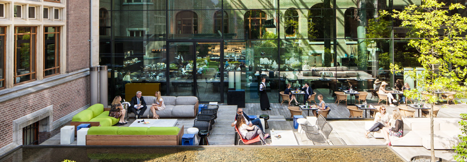 The Conservatorium Hotel - Luxury Amsterdam Hotel - Ker & Downey