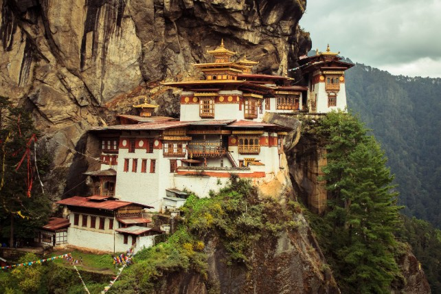Where to Go Asia 2020 - Bhutan, Nepal, Vietnam, India - Ker & Downey - Bhutan