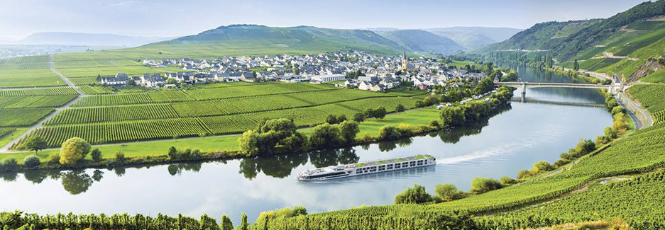 Scenic Cruises - Luxury European River Cruise - Ker & Downey