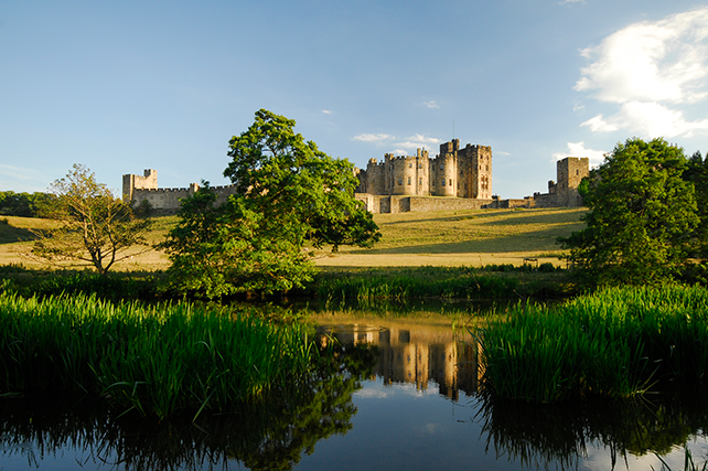 Downton Abbey Travel Destinations - Alnwick Castle - Ker & Downey