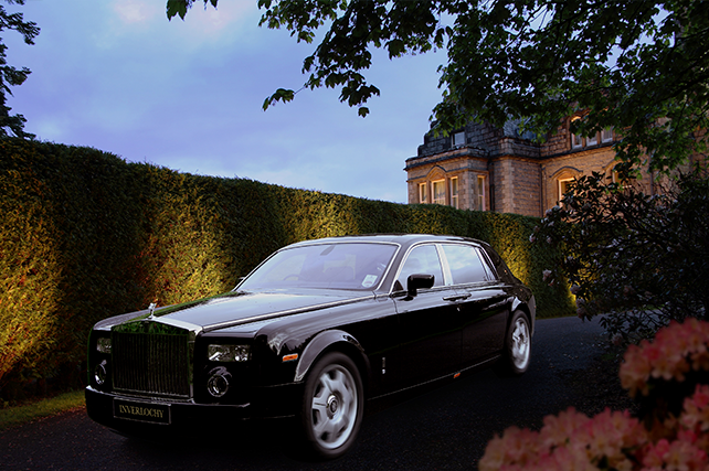 Downton Abbey Travel Destinations - Inverlochy Castle - Ker & Downey