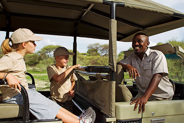 Botswana Family Safari | African Family Safari | Ker & Downey | Family