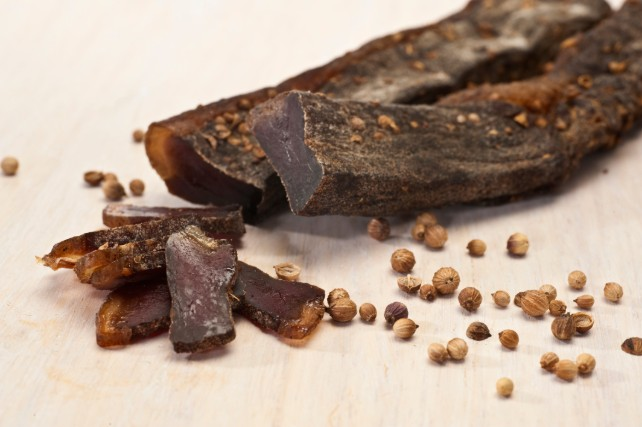 South African Food - Cape Town Travel - Ker & Downey - Biltong