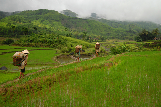 Explore the countryside - Custom Luxury Travel to Vietnam with Ker & Downey