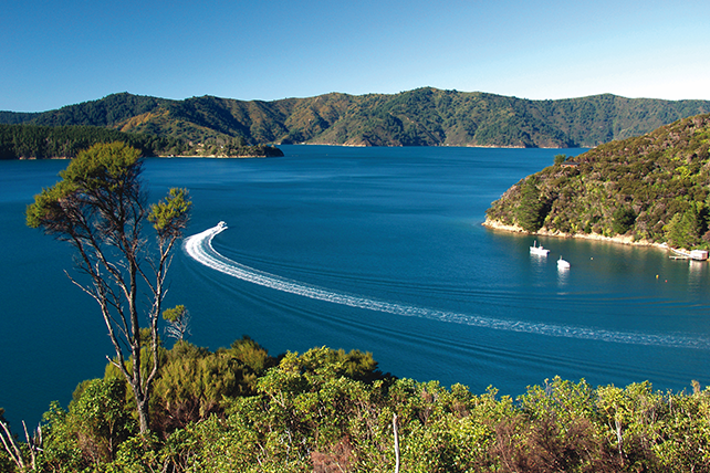 Bay of Many Coves - Ker & Downey - Travel to New Zealand