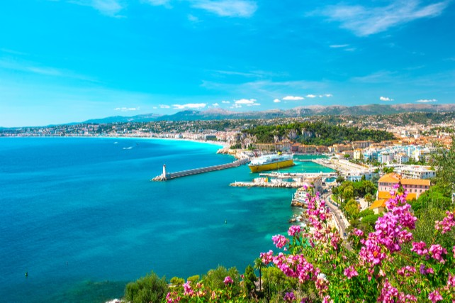 French Riviera - Where to Beat the Winter Blues - Warm Weather Travel - Ker & Downey