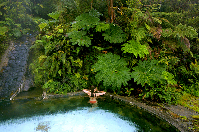 Hot Springs Around The World
