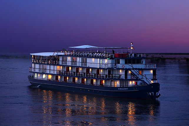 Mekong River Cruise - Luxury Travel to Cambodia - Ker & Downey