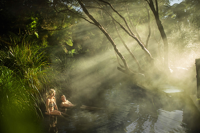 Solitaire Lodge - New Zealand - Hot Springs Around the World with Ker & Downey - Multi-Country Travel