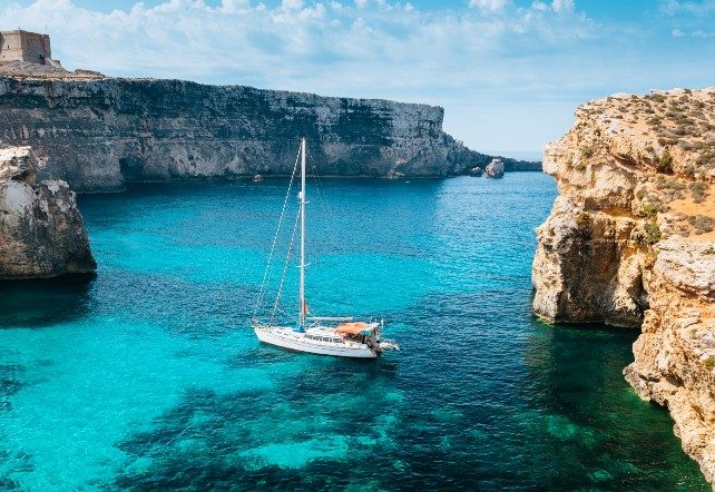 The Bluest Places on Earth - Malta Travel - Ker & Downey