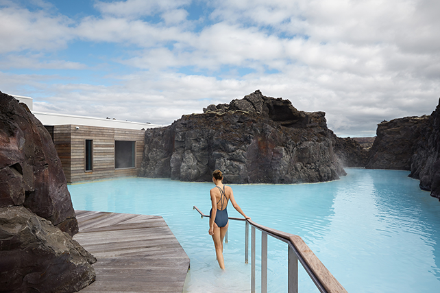 Blue Lagoon - Iceland Honeymoon with Ker & Downey Luxury Travel Operator