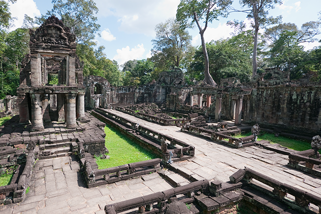 Siem Reap Temples - Luxury Travel to Cambodia - Angkor Wat, Phnom Penh, and Mekong River - Ker & Downey