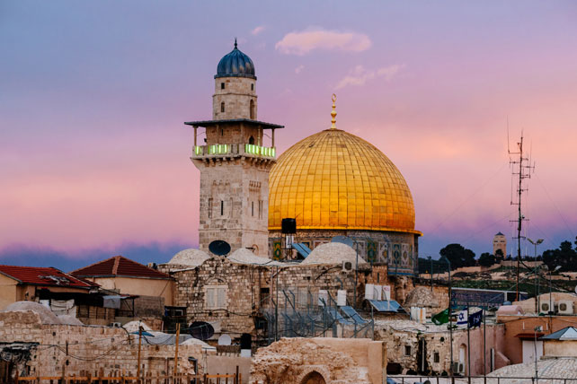 Travel to Jerusalem - Luxury Travel -Ker Downey