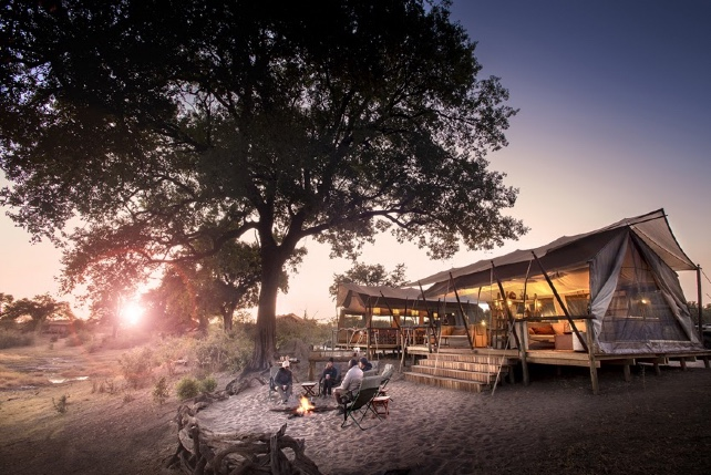 African Bush Camps - Luxury African Safari - Ker & Downey