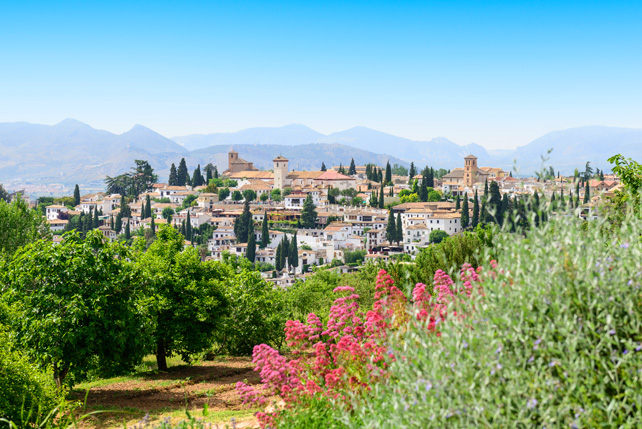 Granada Spain Ker & Downey Luxury Travel
