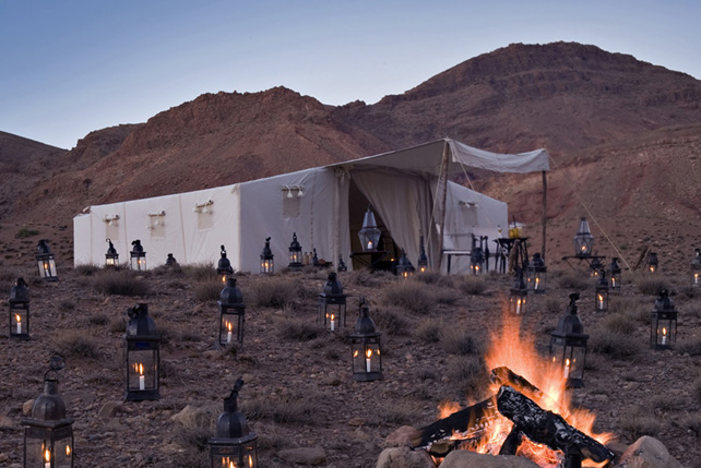 Dar Ahlam Dunes Camp - Morocco - Fly Camping - Ker Downey