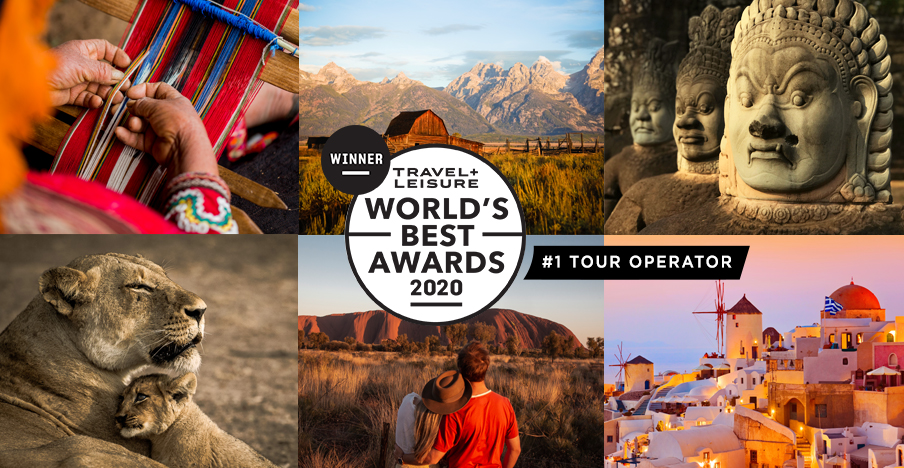Travel & Leisure's World's Best Tour Operator Ker & Downey