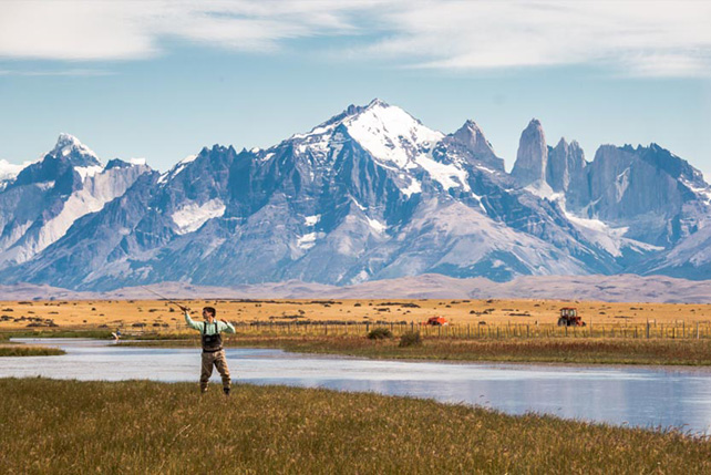 Why Travel to Chile - Fly Fishing - Adventure Travel - Ker Downey