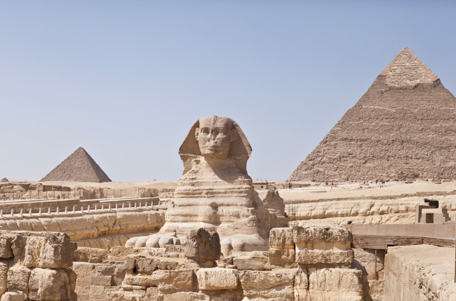 Pyramids of Giza - Egypt Luxury Travel - Ker & Downey