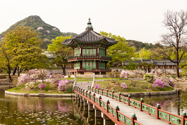 Gyeongbokgung - South Korea Travel - Ker & Downey