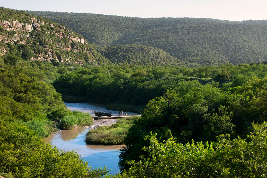 south african safaris eastern cape