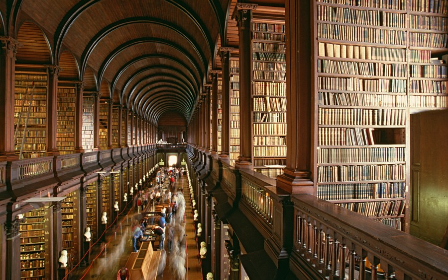 Luxury Ireland Private Tour - Exclusive Ireland - Ker & Downey - Library