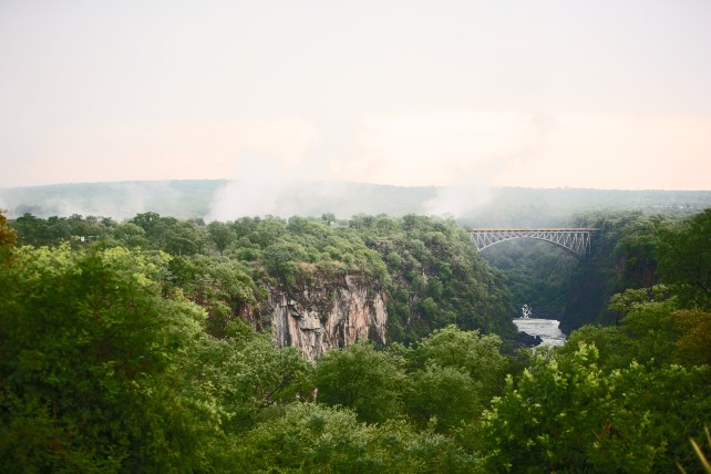 Southern Africa Small Group Tour - Ker & Downey - Victoria Falls