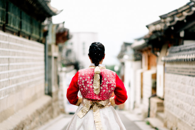 south korea temples and culture