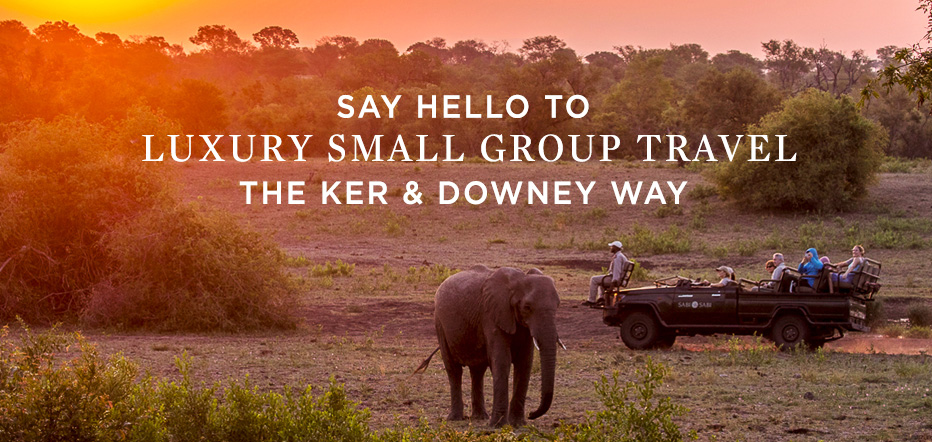 Luxury Small Group Tours